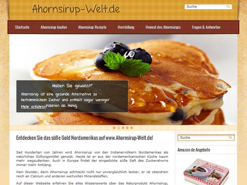 www.ahornsirup-welt.de